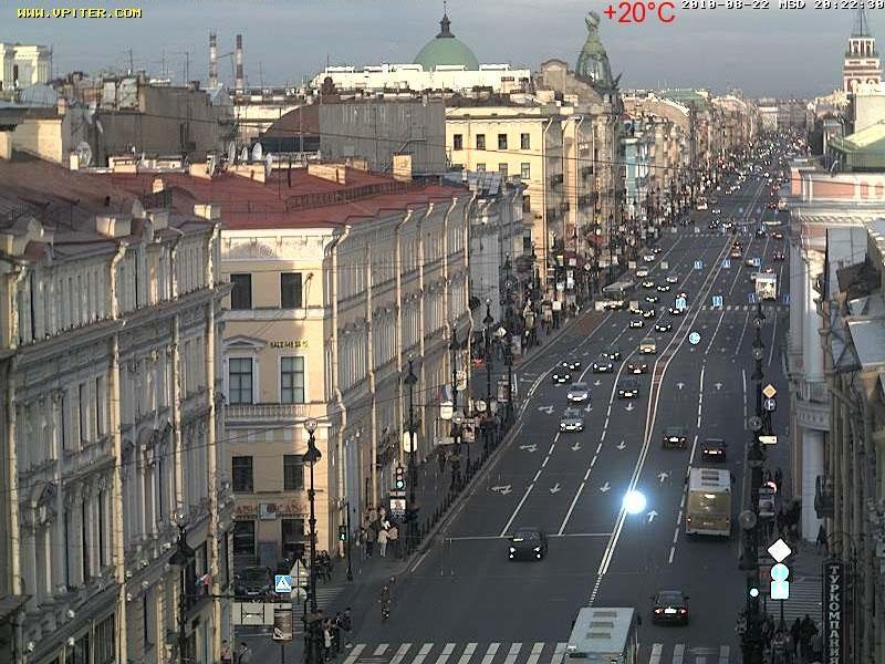 посмотреть санкт-петербург онлайн веб-камеры