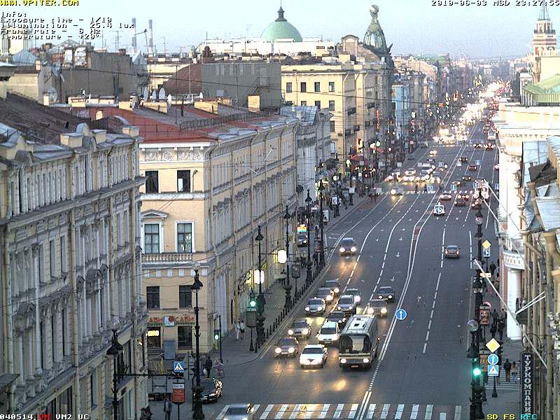 онлайн камеры санкт петербург невский проспект